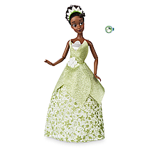 Кукла Принцесса Тиана с кольцом Дисней
