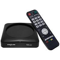 Magicsee N6 MAX - ще одна потужна телевізійна приставка на SoC RK3399