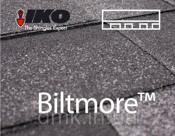 Битумная черепица IKO Biltmore (52) Dual Black
