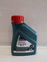 Тормозная жидкость Castrol Brake Fluid DOT 4 0,5л
