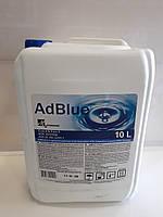 Присадка в топливо ADBlue M-Standart присадка в диз. топливо 10л