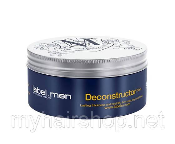 Паста разделитель Label.M Men Decunstructor 50 мл