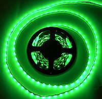 """Світлодіодна стрічка smd3528 """"Стандарт"""" MTK-300G3528-12 №1 IP20 Led/m60. 4.8 W Зелений (1011996)"""