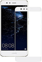 Защитное стекло Mocolo 2.5D Full Cover Tempered Glass Huawei Ascend P10 Lite White