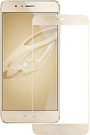 Защитное стекло Mocolo 2.5D Full Cover Tempered Glass Huawei Honor 8 Mini Gold