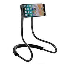 Держатель  для мобильного телефона Lazy Bracket универсальная подставка свободное вращение много функций