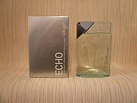 Davidoff - Echo Men (2003) - Туалетная вода 50 мл - Редкий аромат