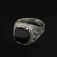 Мужское серебряное кольцо 2150052