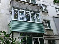 Установка балкона в Жашкове, фото 1