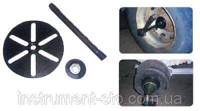 Съемник колес и ступицы для грузовых автомобилей AN040061 (Jonnesway, Тайвань), фото 1