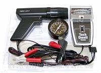 Комплект для регулировки двигателя: стробоскоп тестер, компресометр AR020009 (Jonnesway, Тайвань)