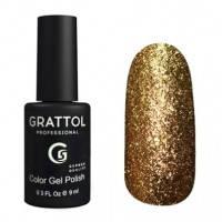 Grattol Color Gel Polish Vegas 010, 9 ml