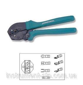 Профессиональный инструмент для обжима клем тип А V1310A (Jonnesway, Тайвань)