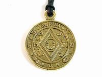 Амулет Магический ПЕНТАКЛЬ СОЛОМОНА БОГАТСТВО - создан для преумножения состояния, получение материальных благ
