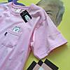 Футболка RipNDip розовая с карманчиком • Топовая реплика, фото 2