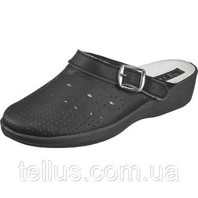 Женская рабочая обувь с кожи