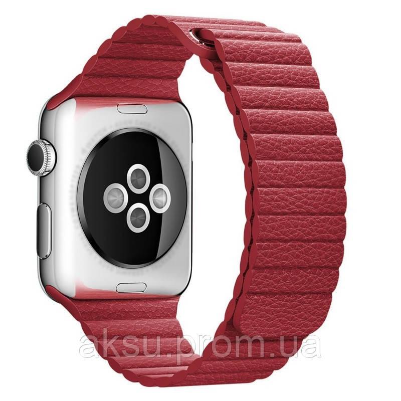 Ремешок для Apple Watch Leather Loop 42 mm/44 mm