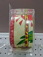 """Сантиметровая лента для измерения роста Kindermeter """"обезьянка"""" 170см (арт.64110-m)"""