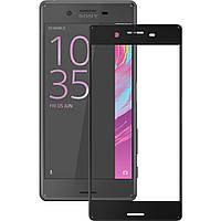 Защитное стекло Mocolo 3D Full Cover Tempered Glass Sony Xperia X Dual (F5122) Black
