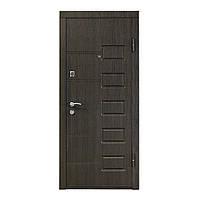 Дверь входная «Министерство Дверей»— ПБ-21.Венге структурный, фото 1