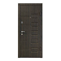 Дверь входная «Министерство Дверей»— ПБ-21.Венге структурный