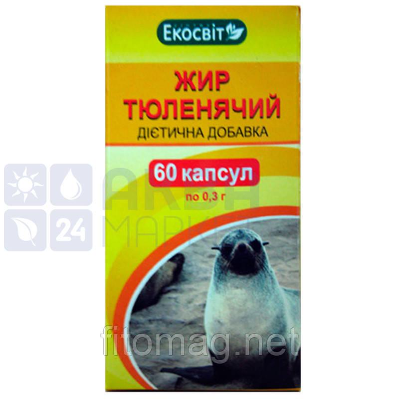 Жир тюленя №60 к