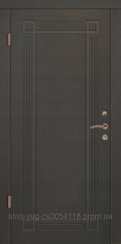 Дверь входная металлическая «Стандарт», модель Алмарин, 850*2040*70