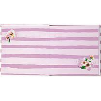 Блокнот Axent Aquarelle 8438-06-A, интегральная обложка, 165х165см, 80 листов, нелинованный, фото 2