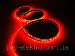 """Світлодіодна стрічка smd3528 """"Стандарт"""" MTK-300RF3528-12 №1 IP65 Led/m60 4.8 W Червоний 1012011"""