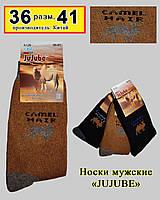 Мужские носки из верблюжьей шерсти «JUJUBE»