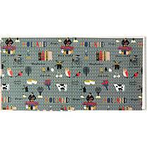 Блокнот Axent Maps 8438-05-A, интегральная обложка, 165х165см, 80 листов, нелинованный, фото 3