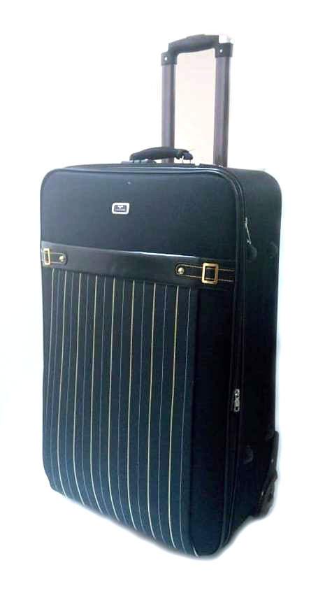 """Дорожный чемодан 28"""" Lin Sheng R16356 Черный"""