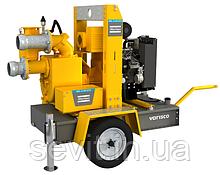 Дизельна установка водозниження Varisco WEL 4-250 FKL10 ECO G11 V04 TRAILER