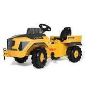 Трактор детский педальный  Rolly Toys (881000)