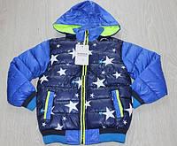 Детская зимняя куртка для мальчика 5-7 лет