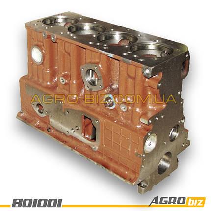 "Блок цилиндров двигателя 240-1002001-Б2 Д-240 МТЗ-80 ""ММЗ"", фото 2"
