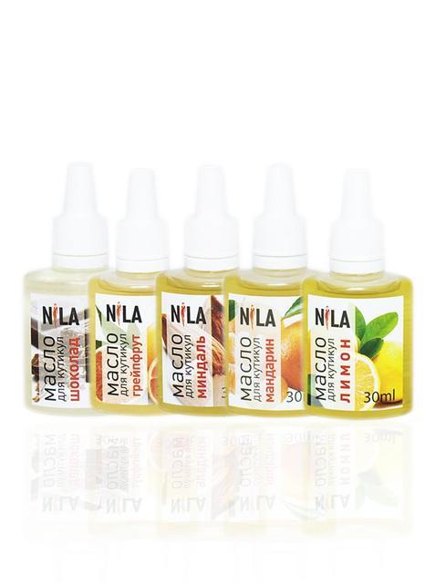 NILA, масла для кутикул