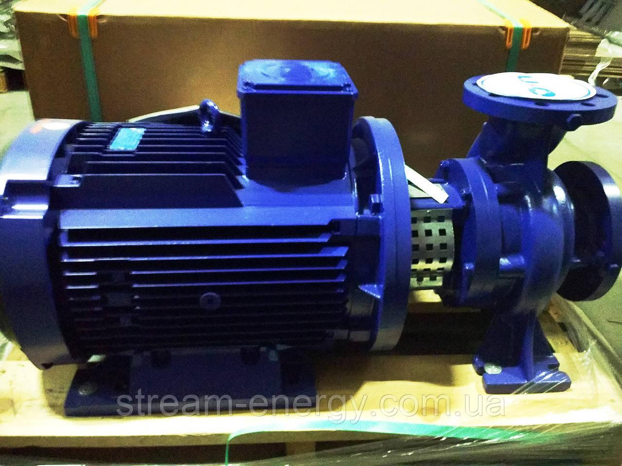 Центробежный моноблочный насос SNSM 50-200 (15кВт) 82м3/55м