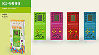 Тетрис 4 цвета, батар.,в кор. 18*8*3см /200/