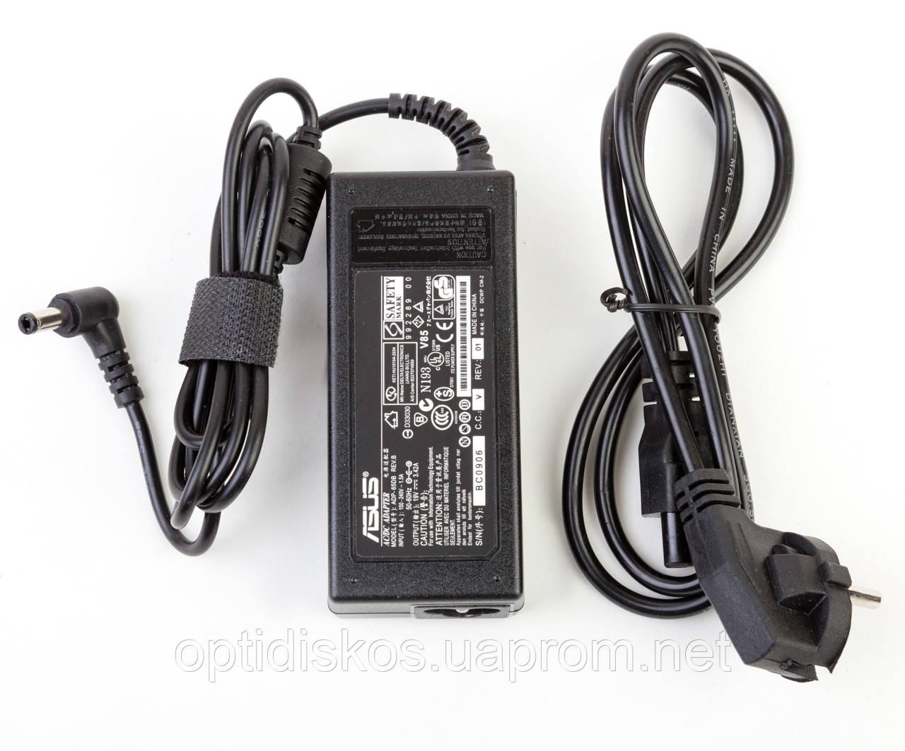 Сетевой адаптер питания UKC для ноутбуков Asus, 19V, 3,42A, AS-739, 5,5x2,5