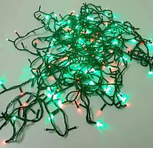 Новогодняя светодиодная гирлянда LED 400 диодов мульти M7, фото 3