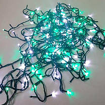 Новогодняя светодиодная гирлянда LED 400 диодов мульти M7, фото 2