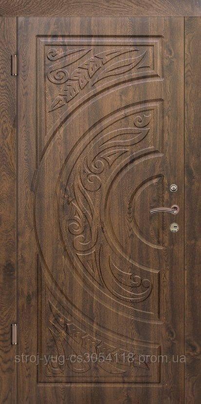 Дверь входная металлическая «Стандарт», Биг 13 без ковки, 850*2040*70