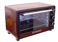 Печь электрическая Grunhelm GN45ARCL конвекционная с грилем и подсветкой