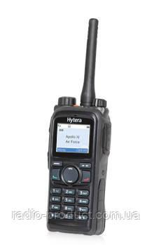 Hytera PD785G UHF, цифровая радиостанция