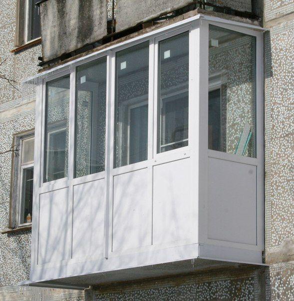 Установка окон, балконов в городе Васильков