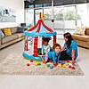 """Детский игровой надувной домик   Bestway """"Цирк""""с шариками, фото 6"""