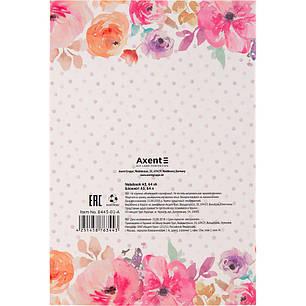 Блокнот Axent Aquarelle 8443-01-А, термобиндер, А5, 64 листа, фото 2