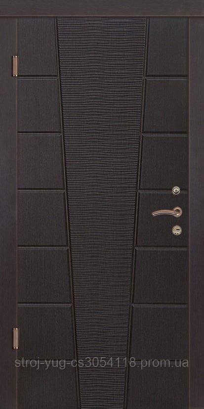 Дверь входная металлическая «Стандарт», Верона 4, 850*2040*70