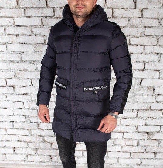 fb333a8b91d9 Мужская Зимняя Куртка Armani — в Категории